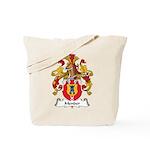 Mender Family Crest Tote Bag