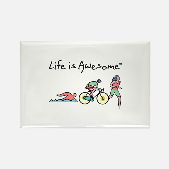 T-Shirts Rectangle Magnet (10 pack)