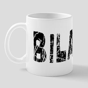 Bilal Faded (Black) Mug