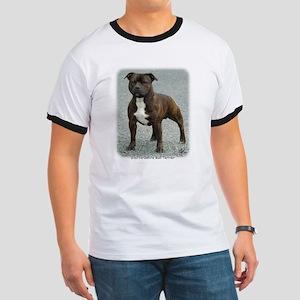 Staffordshire Bull Terrier 9F23-12 Ringer T