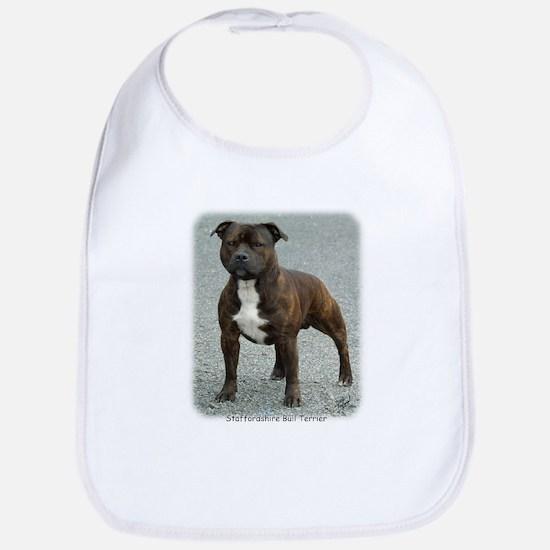 Staffordshire Bull Terrier 9F23-12 Bib