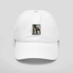 Staffordshire Bull Terrier 9F23-12 Cap