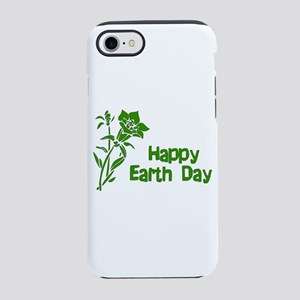 Happy Earth Day iPhone 8/7 Tough Case