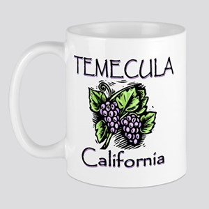 Temecula Grapes Mug
