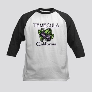 Temecula Grapes Kids Baseball Jersey
