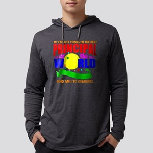 Principal Long Sleeve T-Shirt