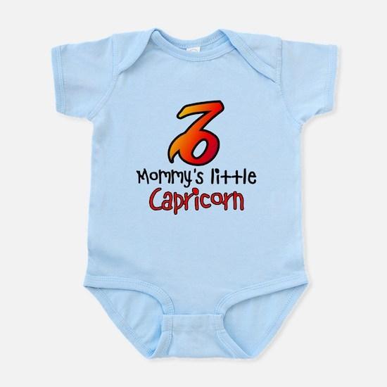 Mommy's Little Capricorn Infant Bodysuit