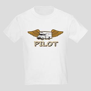 RV Pilot Kids Light T-Shirt