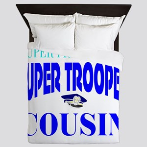 Super trooper cousin Queen Duvet