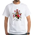 Lowe Family Crest White T-Shirt