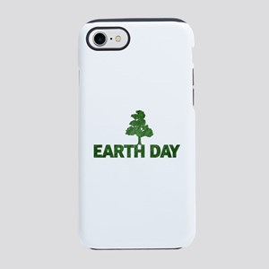 Earth Day Tree iPhone 8/7 Tough Case