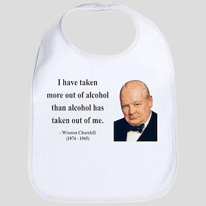 Winston Churchill 14 Bib