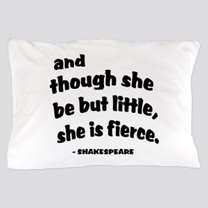 Shakespeare Quote Pillow Case