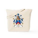Linker Family Crest Tote Bag