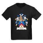 Linker Family Crest Kids Dark T-Shirt