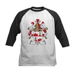 Lindt Family Crest Kids Baseball Jersey