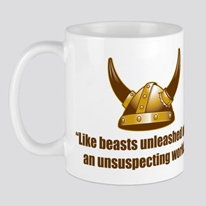 Vikings Unleashed Mug