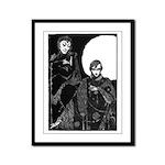 Faust 4 Framed Panel Print