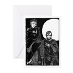 Faust 4 Greeting Cards (Pk of 10)