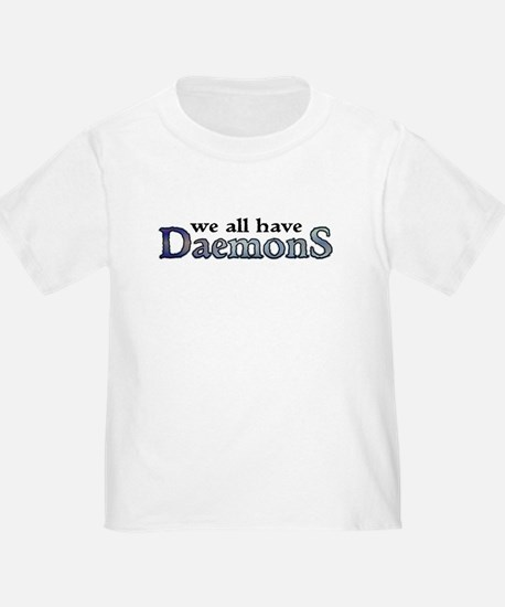 We All Have Daemons T