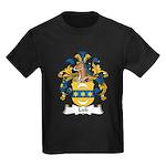 Lieb Family Crest Kids Dark T-Shirt