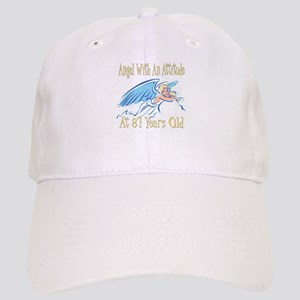 Angel Attitude 87th Cap