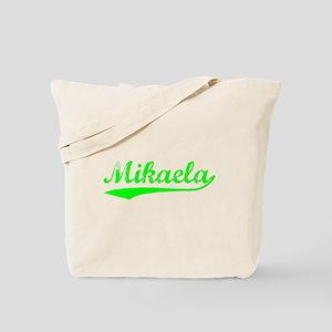 Vintage Mikaela (Green) Tote Bag