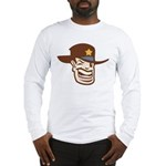 Cowboy Sheriff Long Sleeve T-Shirt