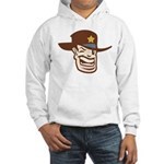 Cowboy Sheriff Hooded Sweatshirt