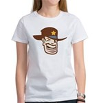 Cowboy Sheriff Women's T-Shirt