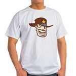 Cowboy Sheriff Light T-Shirt