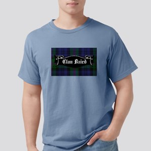 Clan Baird Tartan Banner T-Shirt