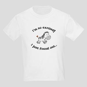 big brother t-shirt zebra Kids Light T-Shirt