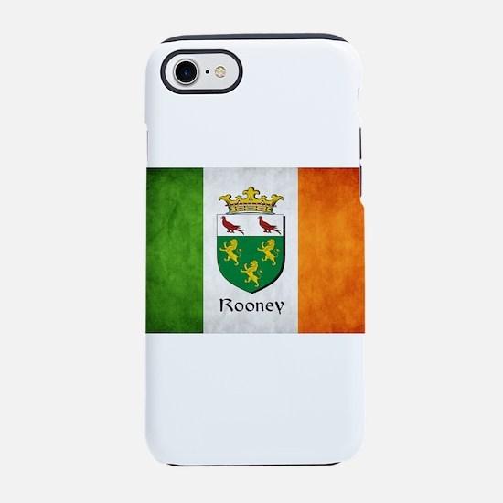 Rooney Irish Flag iPhone 8/7 Tough Case