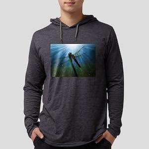 Dragonfly Starlight Long Sleeve T-Shirt