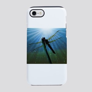 Dragonfly Starlight iPhone 8/7 Tough Case