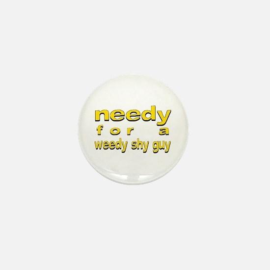 Bret - Mini Button