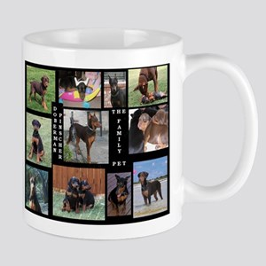 The Family Pet - Doberman Pin Mug