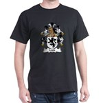 Leick Family Crest Dark T-Shirt