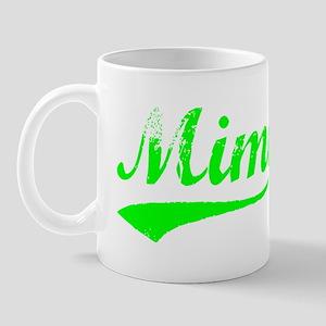 Vintage Mimi (Green) Mug