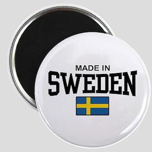 Made in Sweden Magnet