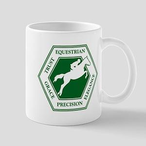 EQUESTRIAN 11 oz Ceramic Mug