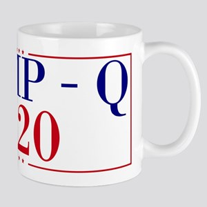 Trump Q 2020 11 Oz Ceramic Mug Mugs
