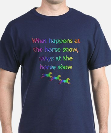 What happens at T-Shirt