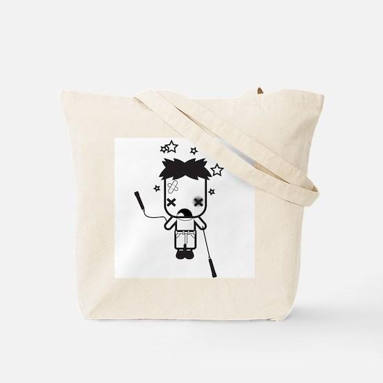 Bio Series: Stringer Hurt Tote Bag
