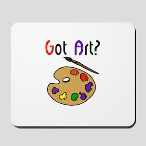 Got Art Mousepad