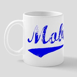 Vintage Mobile (Blue) Mug