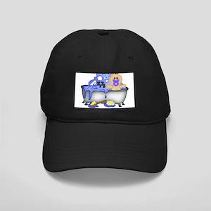Help! Bubble Monster! Black Cap