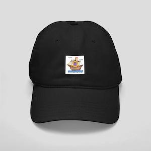 YoHo YoHo It's A Pirate's Life Black Cap