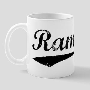 Vintage Ramiro (Black) Mug